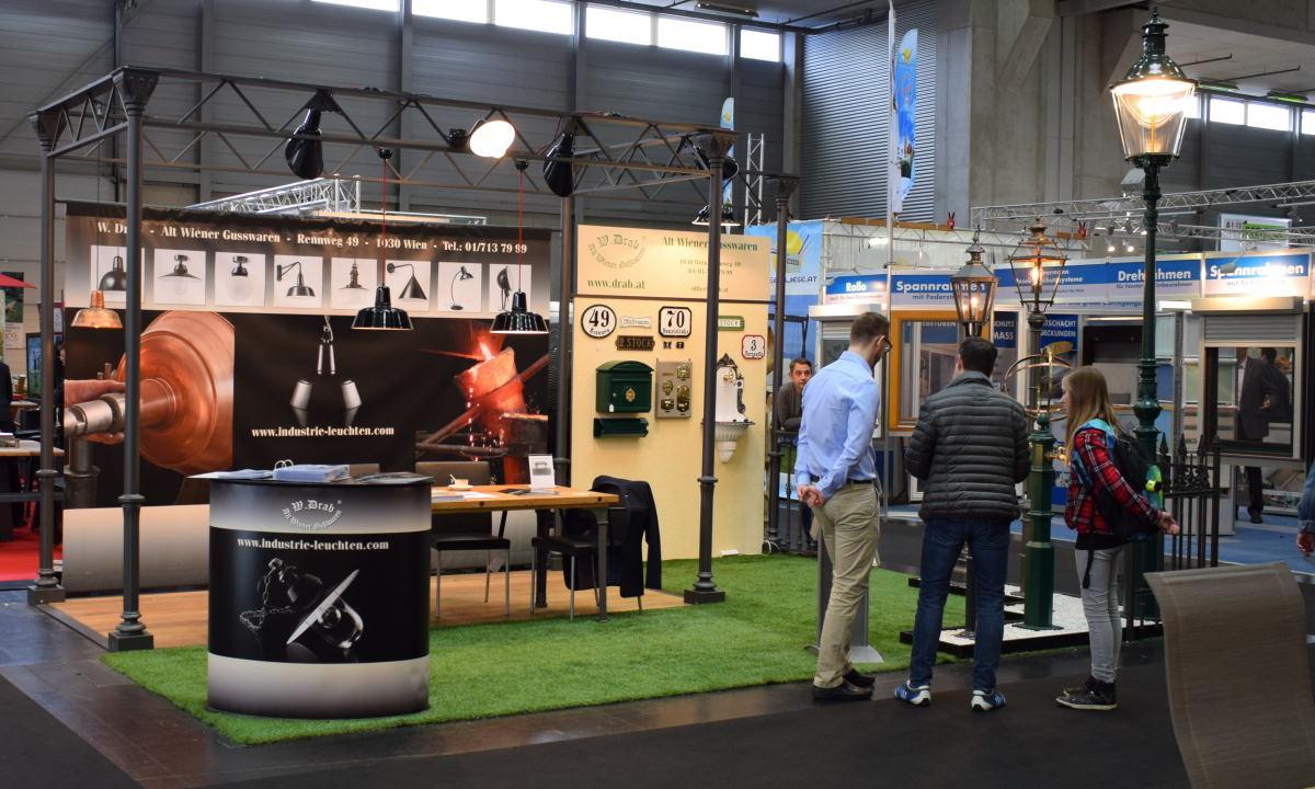 Messe Wien Industrieleuchten