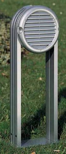 Aluminium silberfärbig