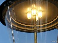 LED-Modul, Umruestsatz fuer historische Strassenleuchten.