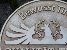Sonderanfertigung Münze in Metallguss, Messing, Bronze.